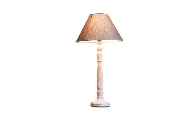 Lampe en bois Alix Détouré