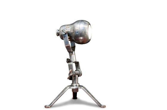 Lampe en laiton Spoutnik Détouré