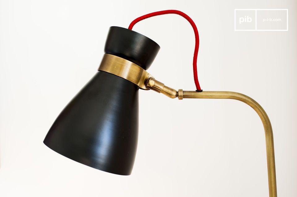 L'élégance d'un luminaire design vintage tout en finesse