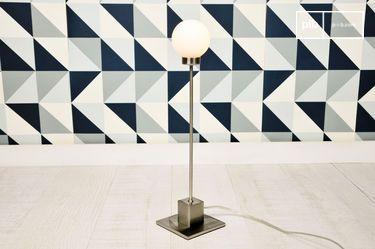 Lampe métallique Snowball