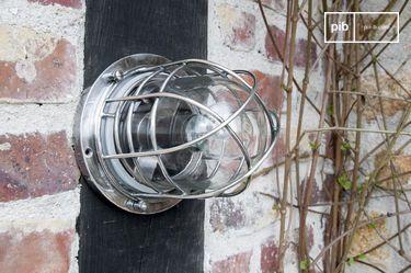 Lampe murale paquebot Coursive