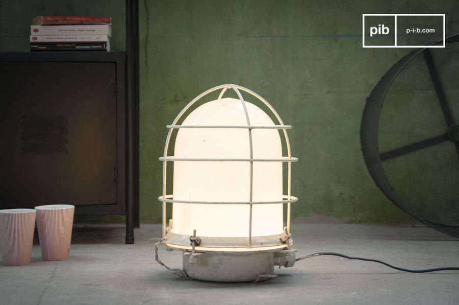 Lampe Paquebot XXL