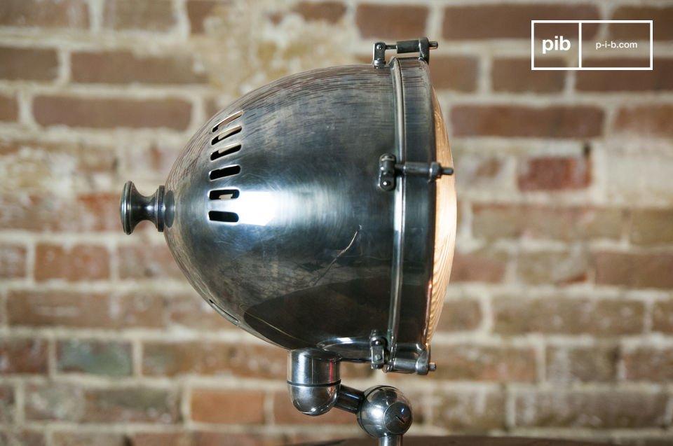 Une lampe retro pleine de caractère