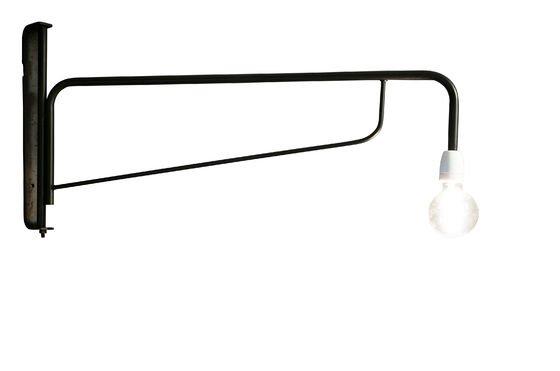 Lampe-potence d'atelier Détouré