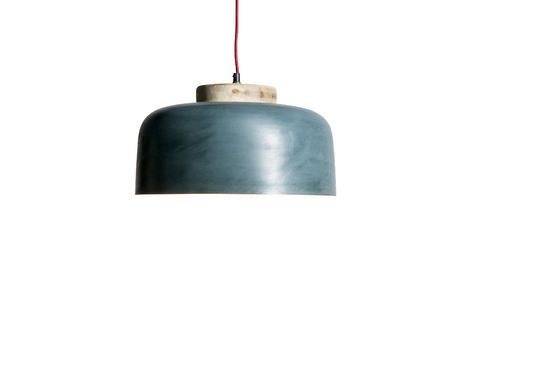 Lampe suspendue Blue Mary Détouré
