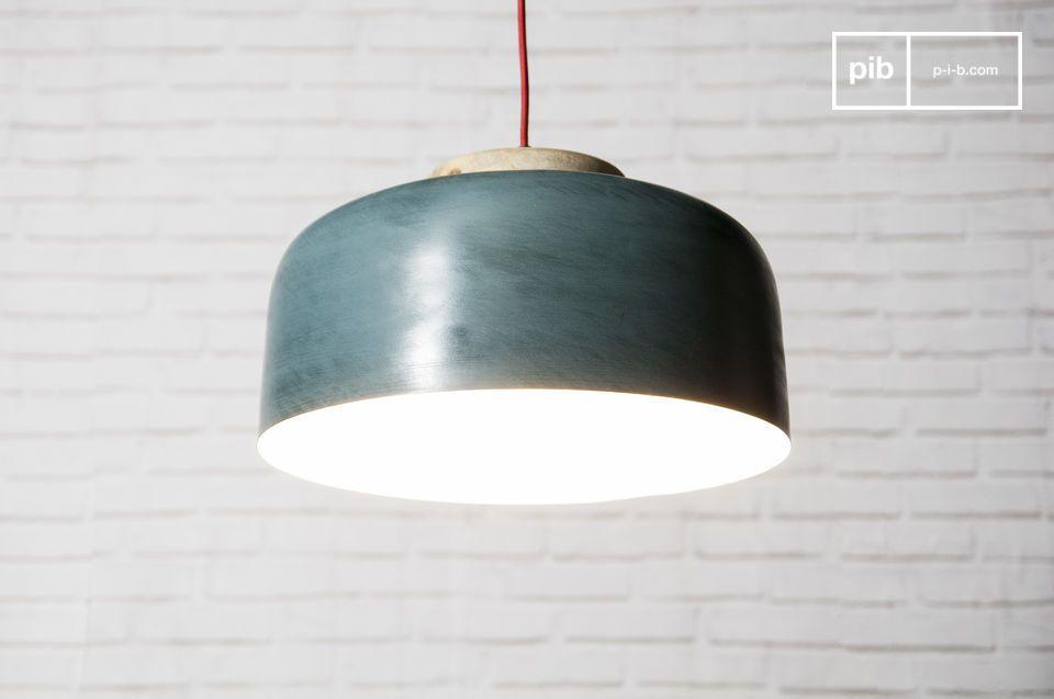 lampe suspendue blue mary un luminaire suspendu pib. Black Bedroom Furniture Sets. Home Design Ideas
