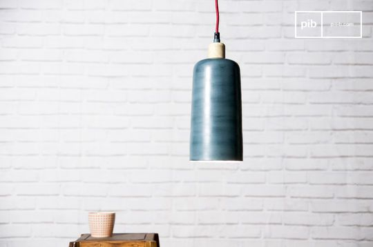 Lampe suspendue Blue Terry