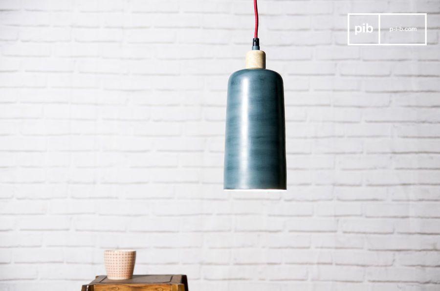 Lampe suspendue Blue Terry