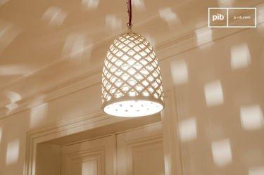 Lampe suspendue Hoffen