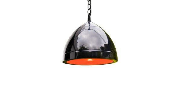 Lampe suspendue Këpsta noire Détouré