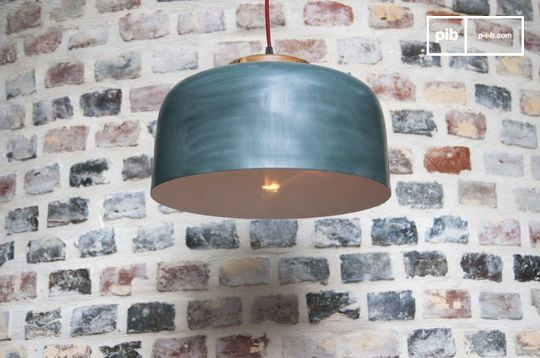 Lampe suspendue Large Blue Terry