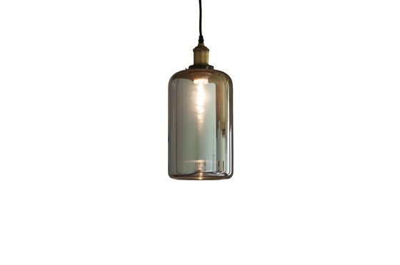 Lampe suspendue miroir en verre Elixir Détouré