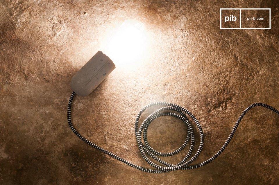 Une lampe à utiliser seule pour éclairer un espace restreint