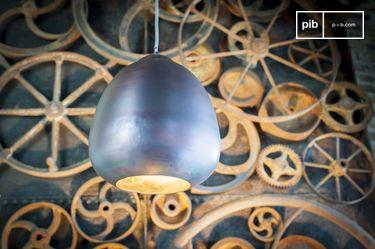 Lampe suspendue ogivale Kalixte