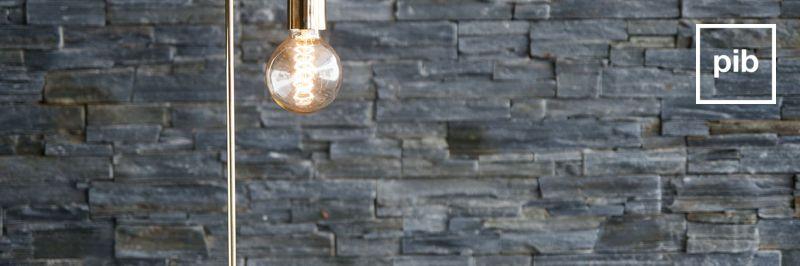 Lampes de table retro style scandinave