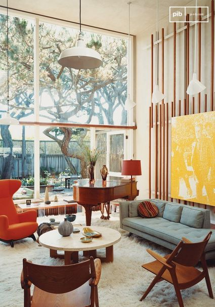 Les années 70 marquent le début du post-modernisme.