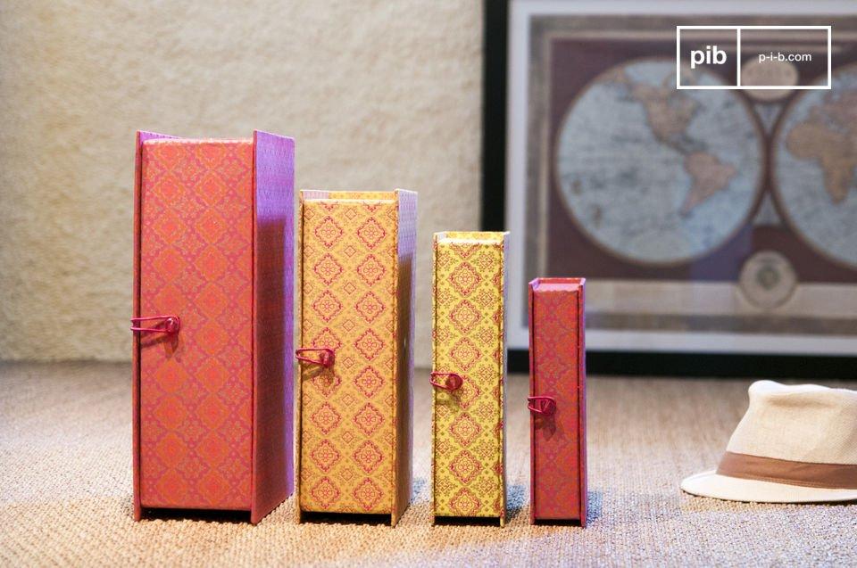 Les boîtes du Dr Vincent
