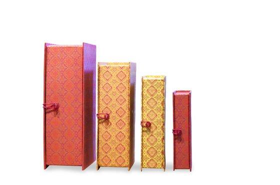 Les boîtes du Dr Vincent Détouré