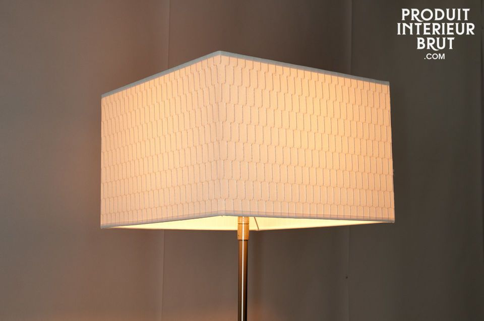 Le chic d'une lampe au design vintage