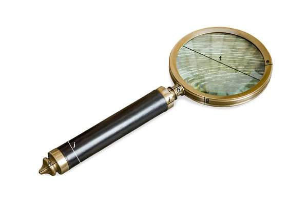 Dimensions du produit Loupe Sherlock