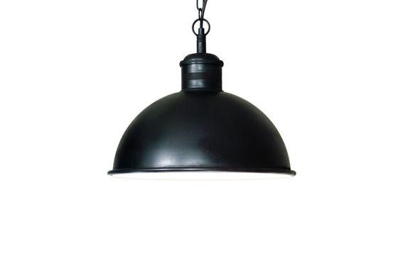 Lustre Sphere noir mat Détouré