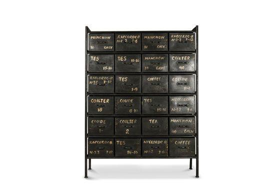 Meuble d'atelier 24 tiroirs Détouré