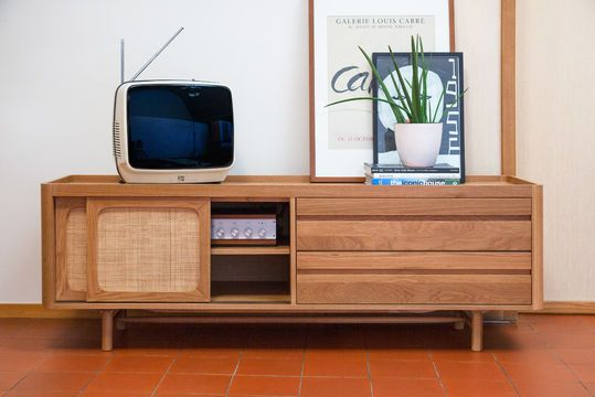 Meuble Tv Scandinave Pib