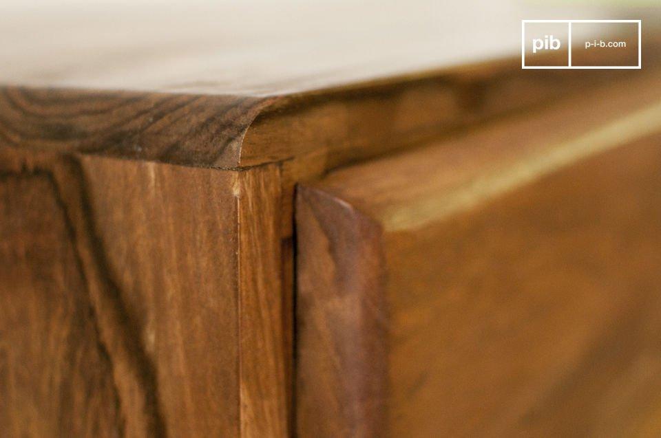 L\'esprit du meuble TV 1969 apportera indéniablement un cachet vintage à votre salon