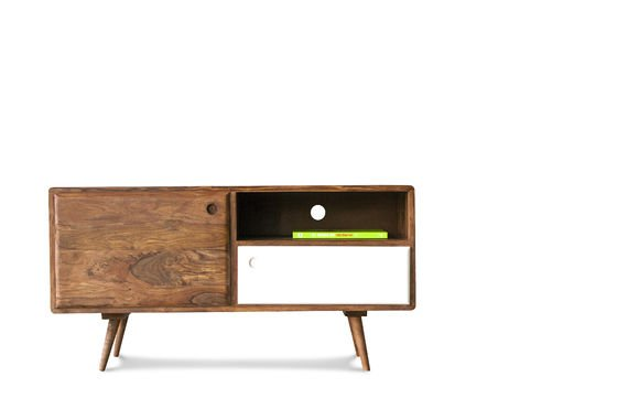 meuble tv scandinave 1969 meuble t l de style r tro pib. Black Bedroom Furniture Sets. Home Design Ideas