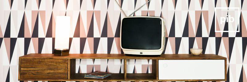 Meuble tv scandinave bientôt de retour en collection