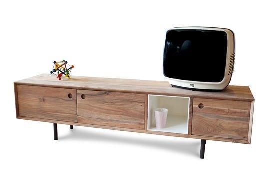 Meuble TV vintage Bascole Détouré