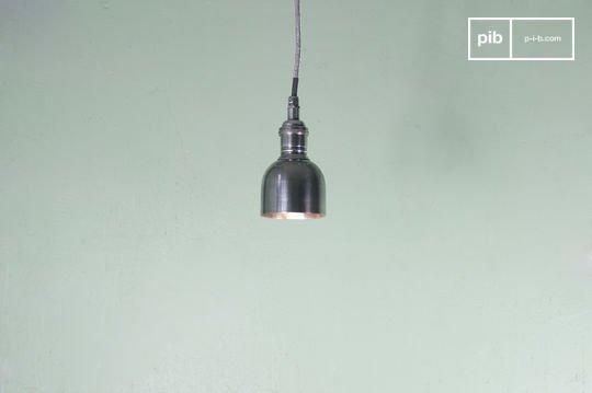 Mini suspension cloche