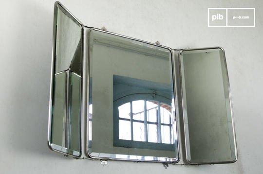 Miroir à rabats