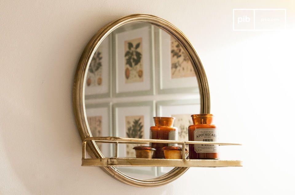 Miroir à tablette Clémentine