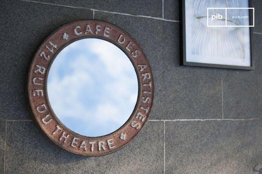 Miroir de la Rue du Théâtre