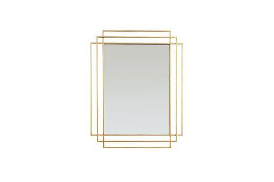 Miroir doré Alma Détouré