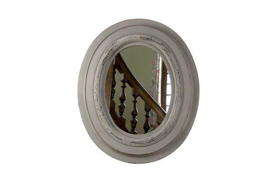 Miroir en bois Napoléon Détouré