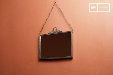 Miroir Flèche de bronze