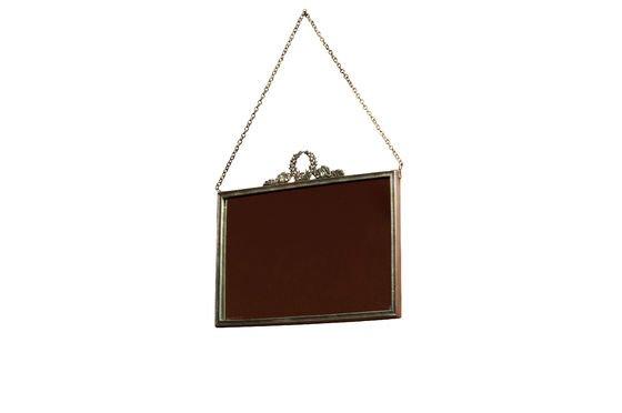 Miroir Flèche de bronze Détouré