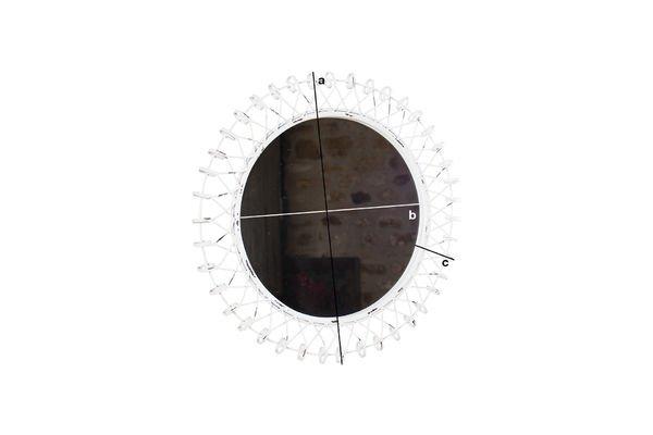 Dimensions du produit Miroir Juliet