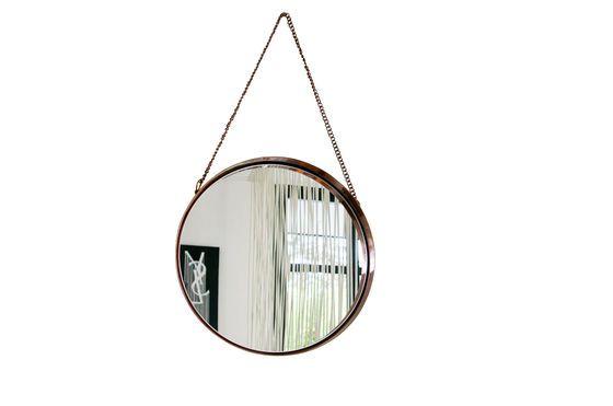Miroir Lena rond Détouré