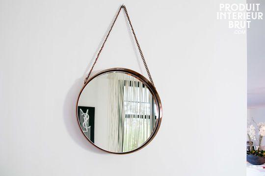 Miroir Lena rond