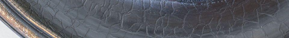 Mise en avant matière Miroir Magellan grand format