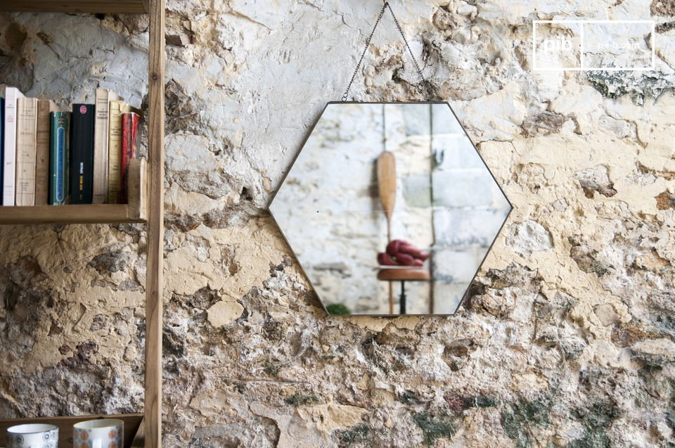 Miroir Solliès-Pont Hexa