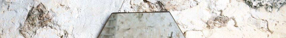 Mise en avant matière Miroir Solliès-Pont Hexa