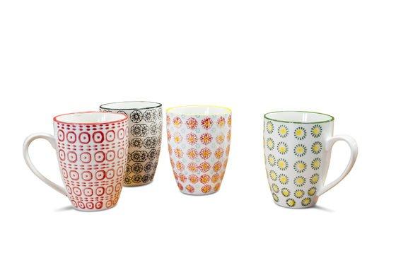Mugs à motifs Julia Détouré