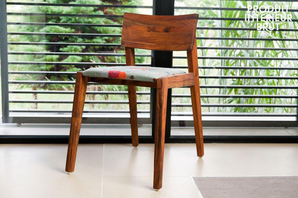 Optez pour une chaise originale et confortable avec un style vintage