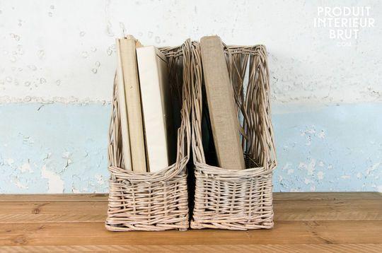 Paire de range-documents Chloé
