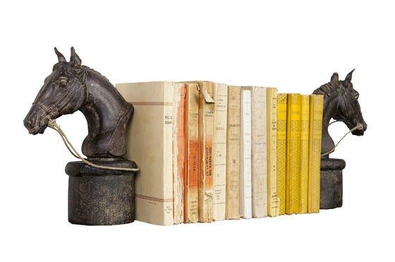 Paire de serre-livres Hippiques Détouré