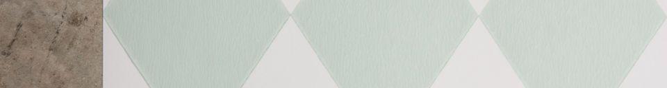 Mise en avant matière Papier peint Harlequin mint
